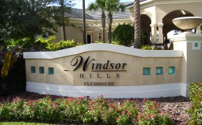 Windsor Hills Resort Entrance