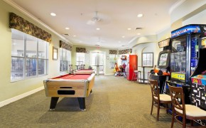 Windsor Hills Resort Clubhouse Games Room